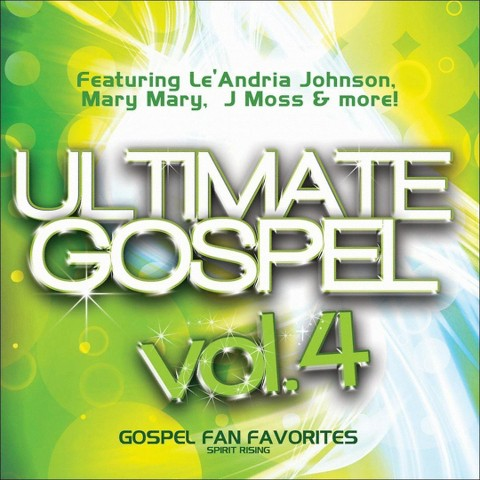 Ultimate Gospel, Vol. 4: Gospel Fan Favorite