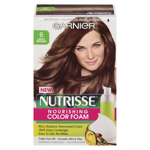 Garnier® Nutrisse® Nourishing Color Foam