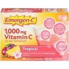 Emergen-C® Tropical flavored Vitamin C drink mix - 30 Count