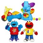 Sesame Street and Playskool Learning Toys Collection