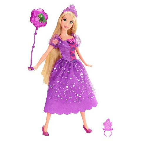Disney Princess Party Rapunzel Doll