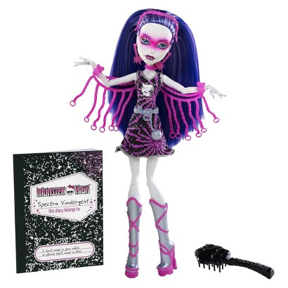 Monster High Power Ghouls Spectra Doll