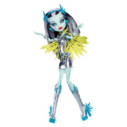 Monster High Power Ghouls Frankie Doll