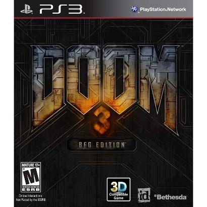 DOOM 3: BFG Edition (PlayStation 3)