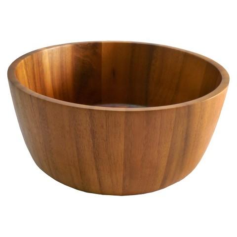 Threshold™ Acacia Serving Bowl - Natural