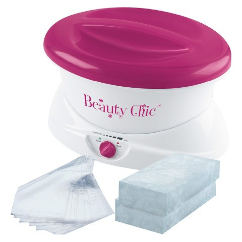 Beauty Chic Paraffin Bath - Pink/White