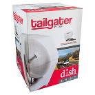 Tailgater® Portable HDTV System by DISH - White (VQ2510)