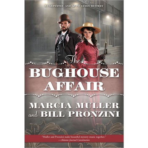 The Bughouse Affair (Hardcover)