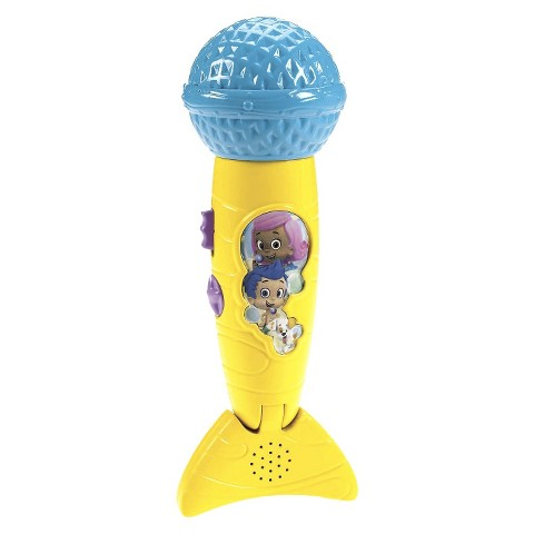 Fisher-Price Bubble Guppies Mic