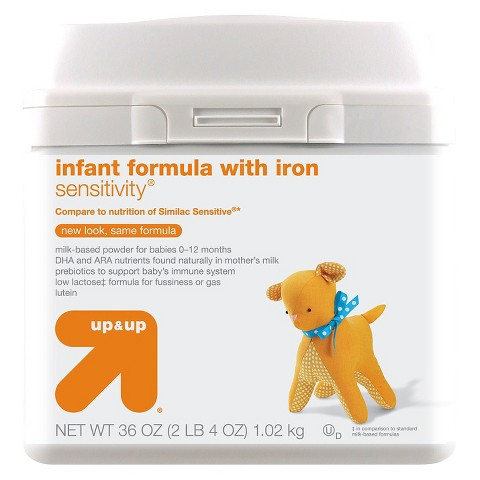 up & up™ Infant Formula Sensitivity - 36 oz (6 Pack)