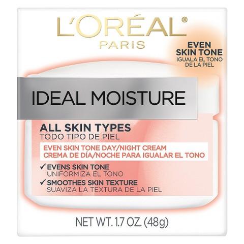 L'Oreal® Paris Ideal Even Skin Tone Day/Night Cream - 1.7 oz