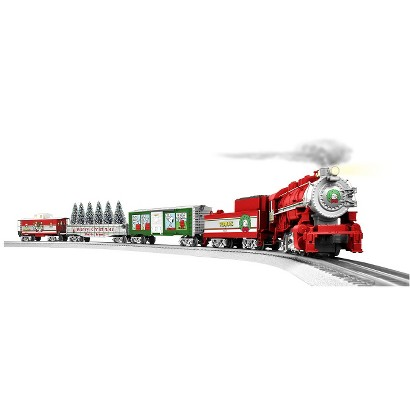Lionel Trains Peanuts Christmas Ready to Run Set