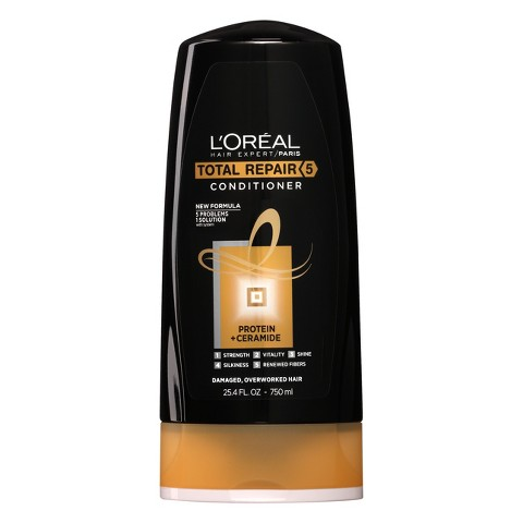 L'Oreal® Paris Advanced Haircare Total Repair 5 Restoring Conditioner, 25.4 Fluid Ounce