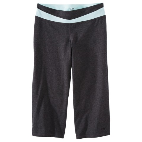 C9 Champion® Women's Fitted Knee Pants - Black
