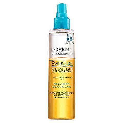 L'Oreal® Paris Hair Expertise EverCurl Hydracharge Leave-In Cream, 6.10 Fluid Ounce