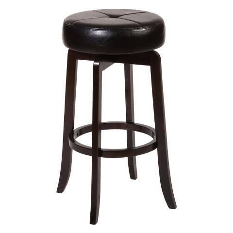 "Hillsdale Furniture Rhodes Backless 26.5"" Counter Stool"