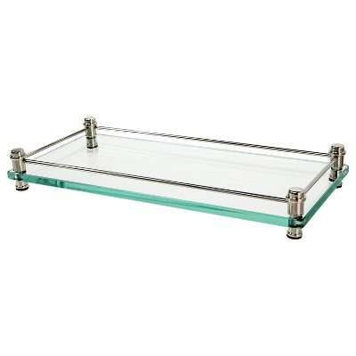 Threshold™ Oilcan Tray - Clear