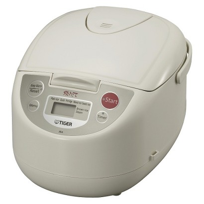 Tiger Micom Rice Cooker - White