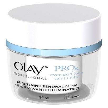 Olay Professional Pro-X Even Skin Tone Brightening Renewal Cream - 1.7 oz