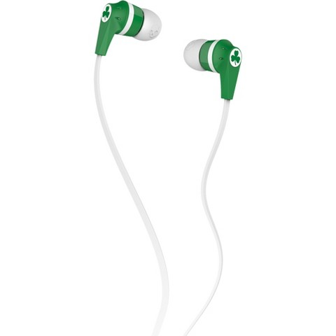 Skullcandy NBA Boston Celtics Ink'd Earbuds - Green (S2IKDZ-165)