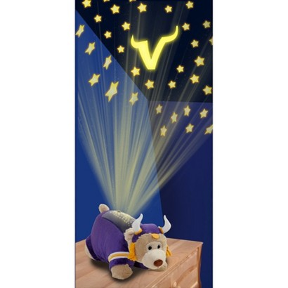 Minnesota Vikings My Pillow Pets Dream Lites