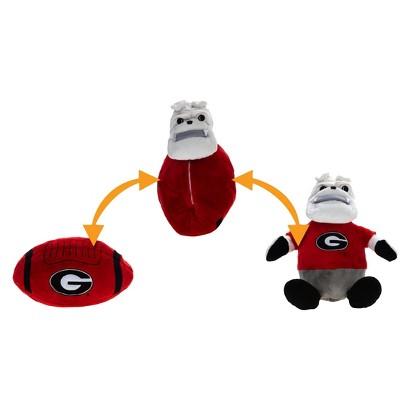 Georgia Bulldogs Reverse-A-Pal Plush