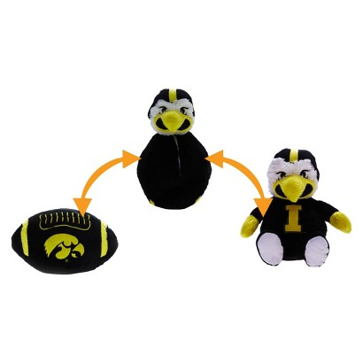 Iowa Hawkeyes Reverse-A-Pal Plush