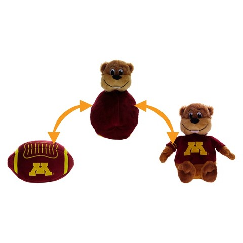 Minnesota Gophers Reverse-A-Pal Plush