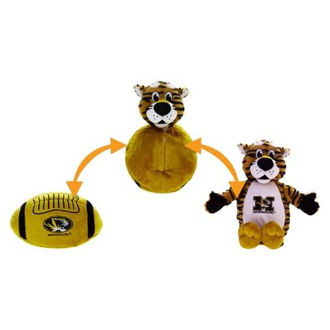 Missouri Tigers Reverse-A-Pal Plush