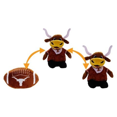 Texas Longhorns Reverse-A-Pal Plush