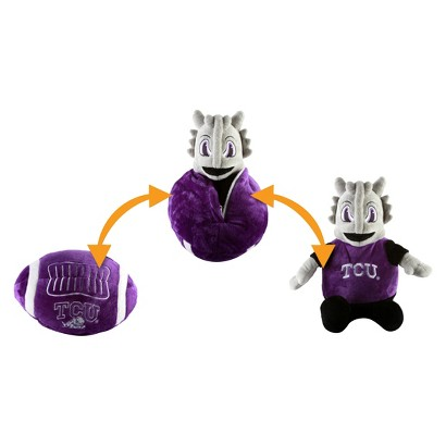 TCU Horned Frogs Reverse-A-Pal Plush