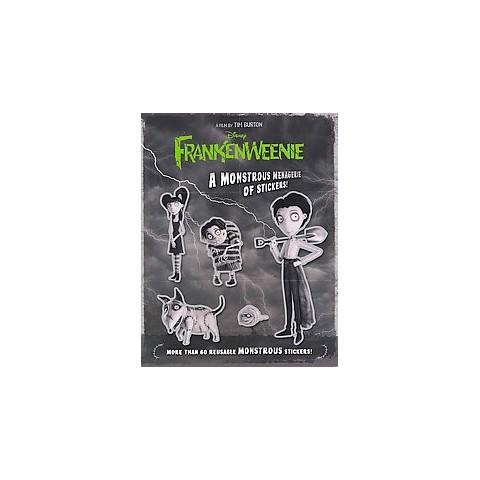 Frankenweenie (Paperback)