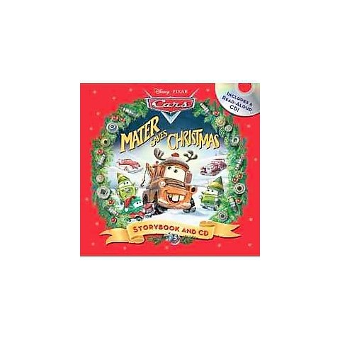 Mater Saves Christmas (Reprint) (Mixed media product)