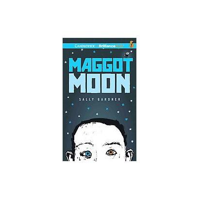 Maggot Moon (Unabridged) (Compact Disc)