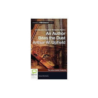 An Author Bites the Dust (Unabridged) (Compact Disc)