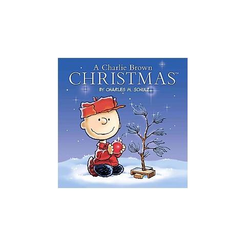 A Charlie Brown Christmas (Reprint) (Hardcover)