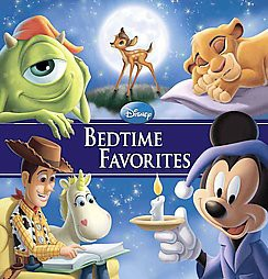 Disney Bedtime Favorites (Hardcover) by Disney Enterprises Inc.