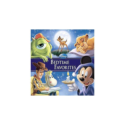Disney Bedtime Favorites (Hardcover)
