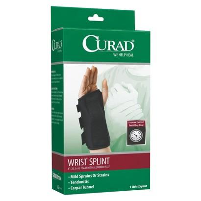 Medline Curad® Right Wrist Splint Support