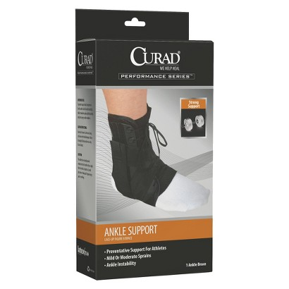 Medline Curad Ankle Support - Small