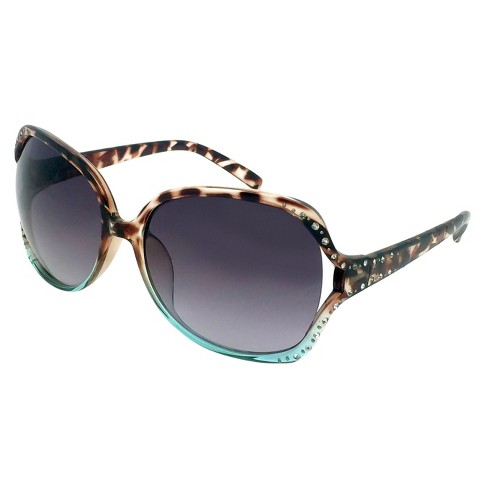 Women's Pavilion Sunglasses - Tortoise/Blue