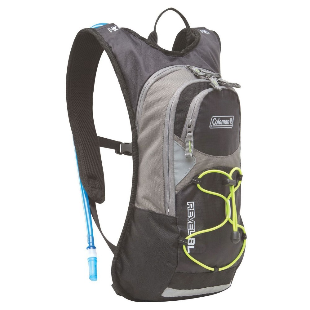 Coleman Revel 8L Hydration Backpack,  Grn