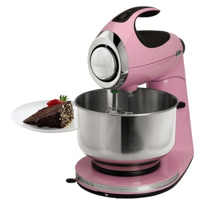 Sunbeam Heritage Series Stand Mixer - Assorted Colors