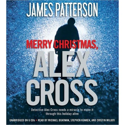 Merry Christmas, Alex Cross (Unabridged) (Compact Disc)