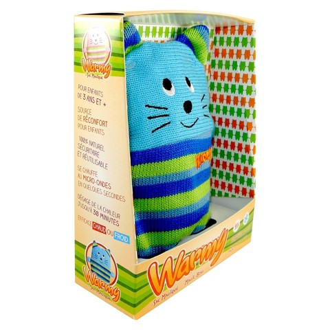 Magic Bag Warmy Blue Cat Warming & Ice Pack