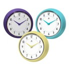 Solid Iron Wallclock Collection