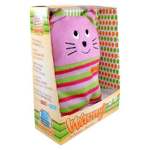 Magic Bag Warmy Pink Cat Warming & Ice Pack