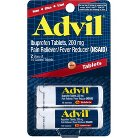 Advil® 2 Pack Pain Reliever and Fever Reducer Tablets - 20 Count