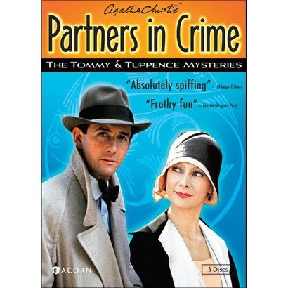 Agatha Christie's Partners in Crime: The Tommy & Tuppence Mysteries (3 Discs)