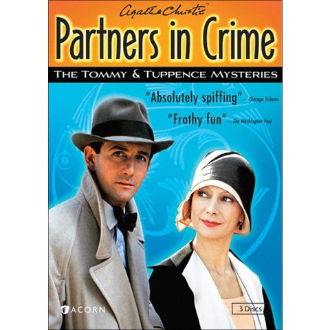 Agatha Christie's Partners in Crime: The Tommy & Tuppence Mysteries [3 Discs]